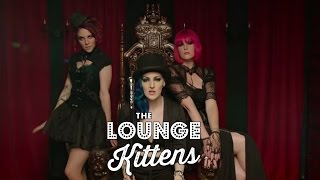 The Lounge Kittens - Poison (Alice Cooper cover - Official Video)