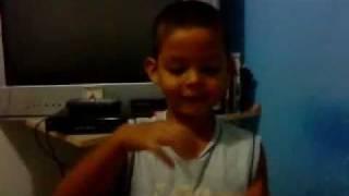 Oração de Proteção do Biel (5 anos de idade!!!)