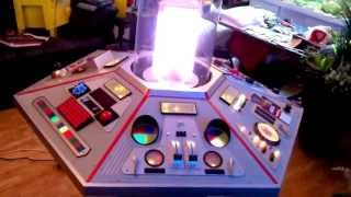 Dr Who My incredible Tardis Centre Console Now FOR SALE!!! Doctor Who