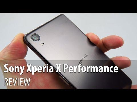 Sony Xperia X Performance Review în Limba Română