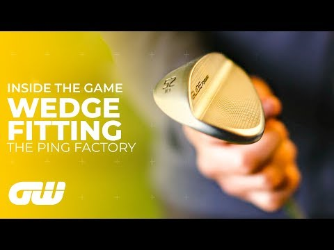 What Happens at a PING Wedge Fitting | Inside The Game | Golfing World