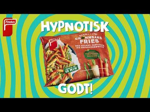 Nyhet! Sprøbakte Grønnsaksfries | Findus Norge