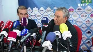 Derby Raja WAC: Les entraîneurs des deux équipes livrent leurs impressions