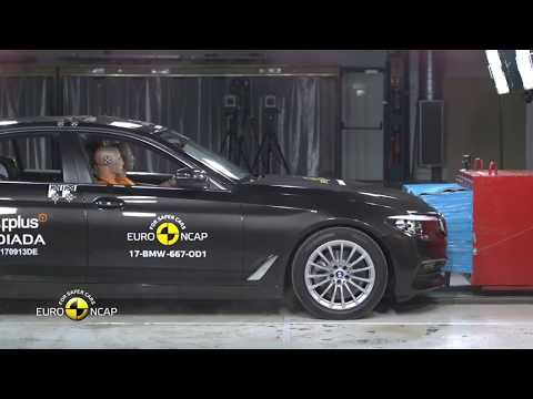 BMW 6 Series GT (2018) CRASH TEST
