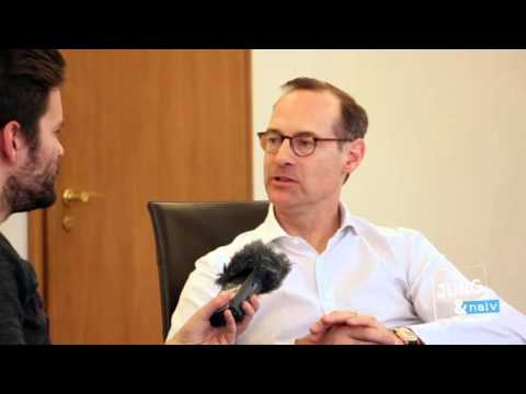 Allianz | Competence, Integrity & Resilience | Oliver Bäte in interview with Jung & Naiv