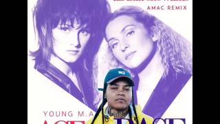 Young M.A.  vs Ace of Base   OOOUUU, All That She Wants AMAC 2017 Remix