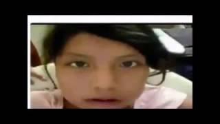 El Video viral de la niña de facebook
