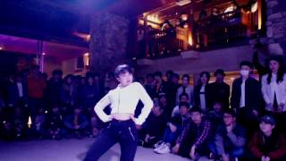 MAYU vs モモ@STYLE OF OLD SKOOL SAPPORO VOL.10