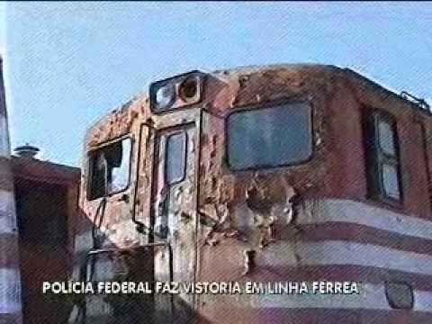 Inspeção do Pátio Ferroviário de Bauru