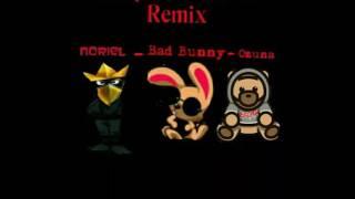 Desperté Sin Ti Remix Noriel Bad Bunny Y Ozuna
