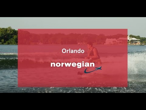 Discover Orlando with Norwegian (DK)