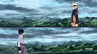 AMV Naruto VS Sasuke My Demons  1 вариант