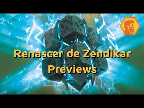 Prévia de Renascer de Zendikar: Dia 2 + LORE: Passado da Nahiri + Capítulo 1 de Zendikar
