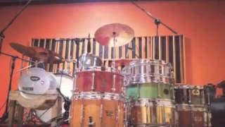 Real Studio Drum Tracks using a Yamaha Recording Custom