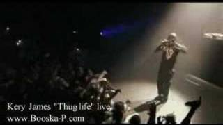Kery James Thug life - Live au Bataclan - Mafia k1 fry