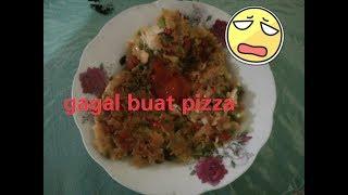 Dapur arjuna star - pizza mie makan berbuka puasa, gagal!!!!!