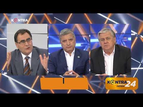 Γ. Κουτουλάκης / ''Kontra 24'', Kontra Channel / 13-7-2018
