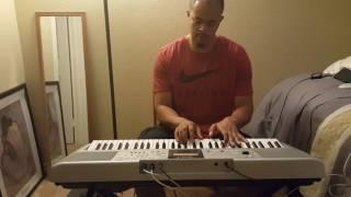 "Kendrick Lamar ""Love"" Piano Cover by David K"