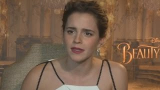 """Emma Watson BLASTS Critics Who Called Her """"Anti-Feminist"""" For Going Topless In Vanity Fair"""