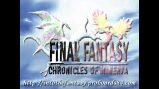 Final Fantasy: Chronicles of Minerva