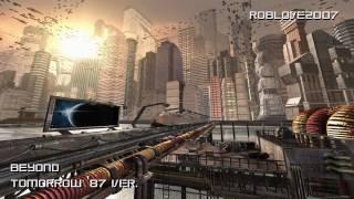 """Beyond Tomorrow [HD]""""Beyond 2000"""" Theme '87 ROBLOVE2007"""