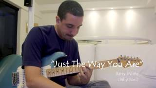 Just The Way You Are (Barry White Fingerstyle Cover) - Alex Abreu