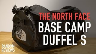 Best Small Travel Bag? The North Face Base Camp Duffel S Review