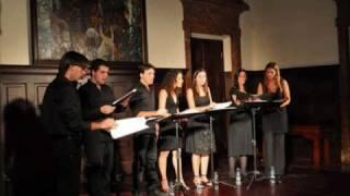 Zeca Afonso - Venham mais cinco (excerto), arr. Eurico Carrapatoso (Ensemble VOCT)