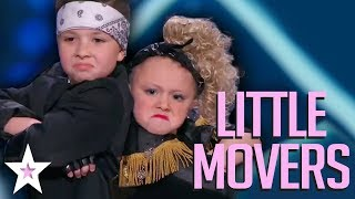 AMAZING KID DANCERS From Across The World!   Kids Talent Global