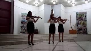 Pizzicato (Plamenka Trajkovska Trio)- Jovano, Jovanke (live in Delcevo 08.09.2016)