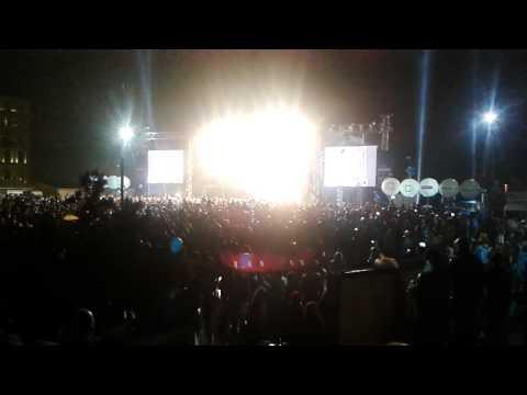 PSY - Gangnam Style @ Istanbul Tepebaşı İstanbul Blue Night Gece Festivali 22/02/2013