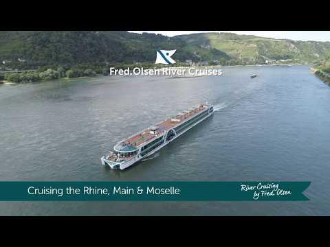 Cruising the Rhine, Main and Moselle - cruises R1904, R1920 & R1926