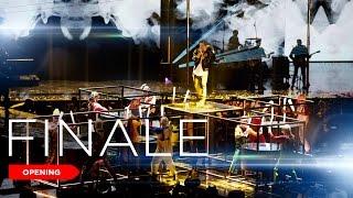 I finalisti cantano con gli OneRepublic