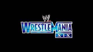 WWE Wrestlemania XIX - Victoria Theme