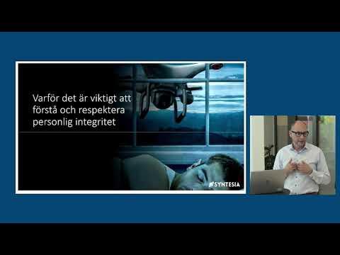 Magnus Burvall, Syntesia om informationssäkerhet som en konkurrensfördel