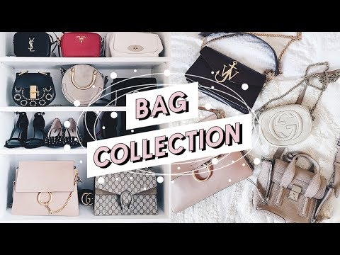MY DESIGNER BAG COLLECTION   VLOGMAS DAY 9   I Covet Thee