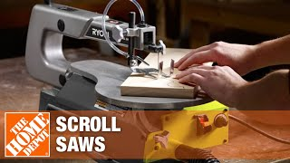 A video of scroll saw project ideas.