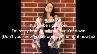 High Right Now - AshleySmashlaay Official Lyrics Video