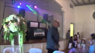 Dj Vibe Live wedding event