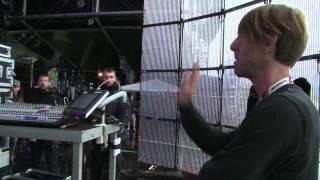 Plastikman Live 2010 - Sonne, Mond und Sterne