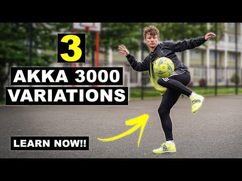 LEARN 3 AKKA 3000 VARIATIONS