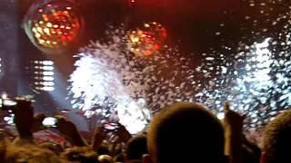 Rammstein - Pussy: Bubble-machine (Oslo,Norway 2012)