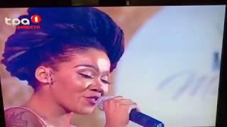 Abiude na gala miss mundo angola - cam tv