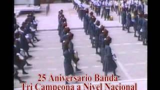 Banda de Guerra y Música del Colegio Particular Nuestra Señora de la Merced de Huacho