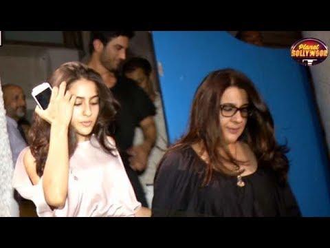 Amrita Singh Asks Sara Ali Khan To Stay Away From Link-Ups | Bollywood News