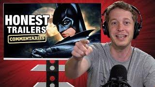 Honest Trailer Commentaries - Batman Forever