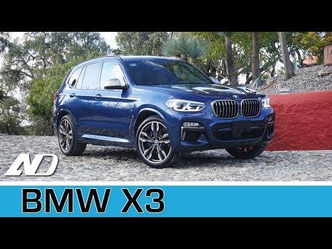 BMW X3 - Perfecta, solo tiene un detalle - Primer Vistazo