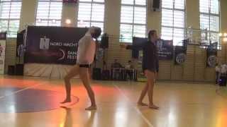 KAJA & KAMA MIEDZIŃSKIE - II MIEJSCE -  MARCINKOWICE DANCE FESTIVAL 2015