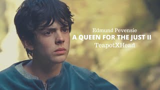 A Queen for The Just II ❦ Edmund Pevensie [Wattpad Trailer]