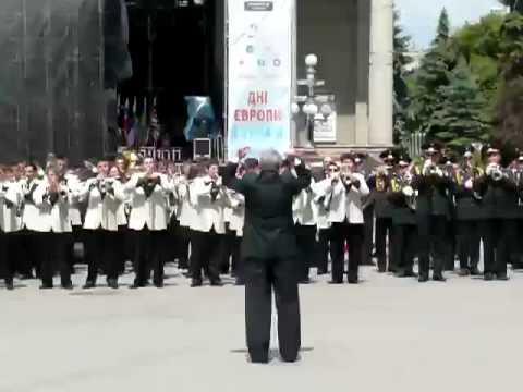 """Ah Lenta Za Lentoyu"" Ukrainian Insurgent Army Tune"